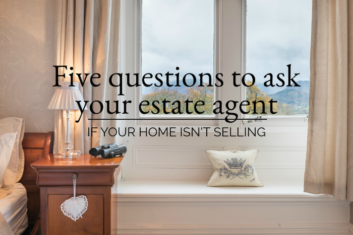Five questions to ask your estate agent 2