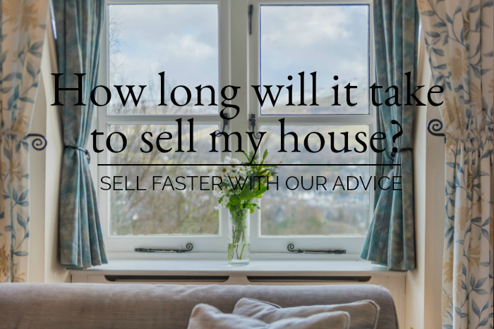 How long will it take to sell my house