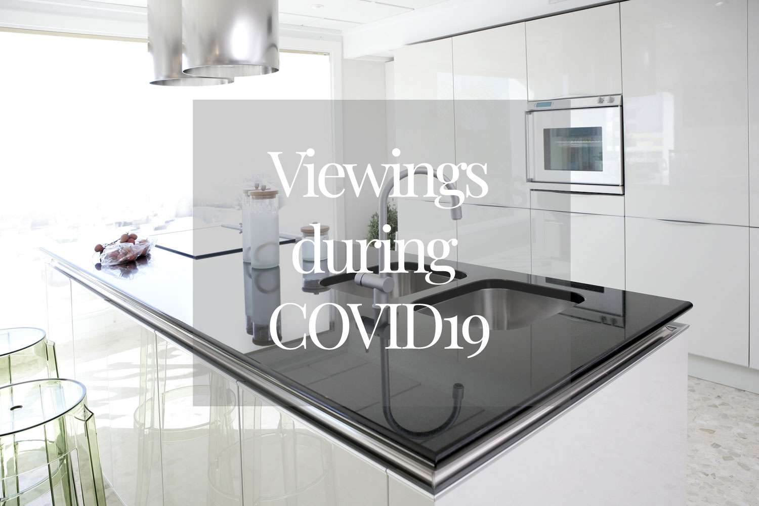 viewings during covid19