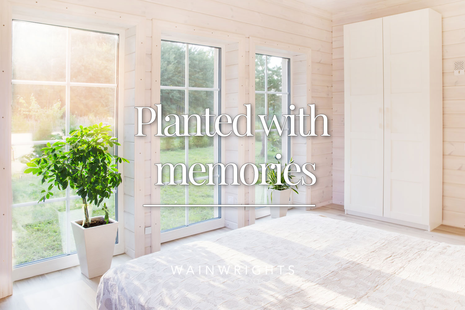 Planted with memories
